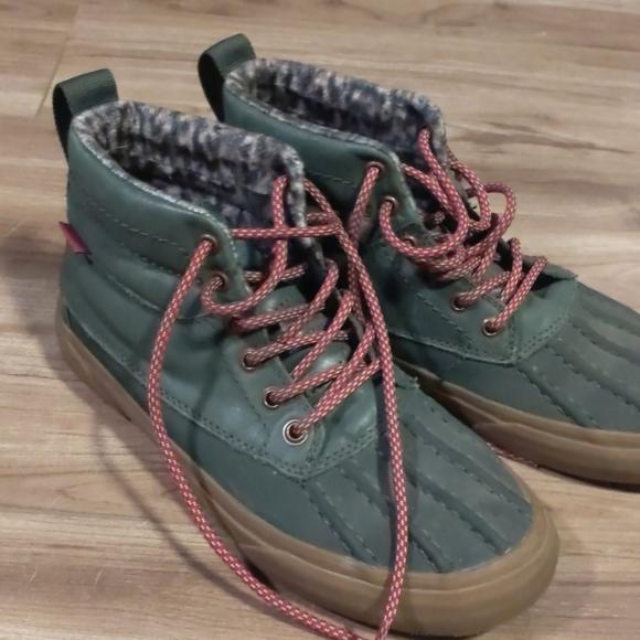 Vans Shoes | Waterproof Womens Vans Hi